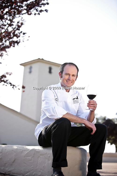 Jeff Mosher - Chef - Robert Mondavi Winery