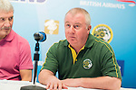 Steve Dale, chairman of Wallsend Boys Club, attends the press conference for the HKFC Citi Soccer Sevens Hong Kong 2017 at the Hong Kong Football Club on 07 February 2017 in Hong Kong, China. Photo by Victor Fraile / Power Sport Images