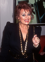 Tammy Faye Baker 1996, Photo By John Barrett/PHOTOlink