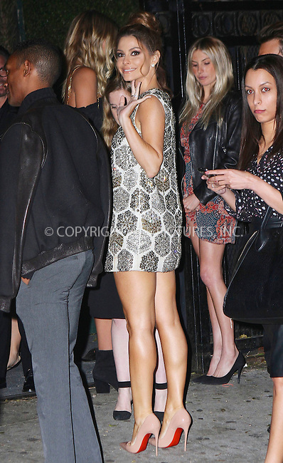 ACEPIXS.COM<br /> <br /> February 17 2015, LA<br /> <br /> Maria Menounos arriving at the Vanity Fair and Fiat Toast to 'Young Hollywood' in support of the Terrence Higgins Trust at No Vacancy on February 17, 2015 in Los Angeles, California.<br /> <br /> <br /> By Line: Nancy Rivera/ACE Pictures<br /> <br /> ACE Pictures, Inc.<br /> www.acepixs.com<br /> Email: info@acepixs.com<br /> Tel: 646 769 0430