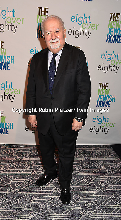Vartan Gregorian attends The New Jewish Home Gala Honoring 8 Over 80 on March 12, 2018 at the Ziegfeld Ballroom in New York, New York, USA.<br /> <br /> photo by Robin Platzer/Twin Images<br />  <br /> phone number 212-935-0770