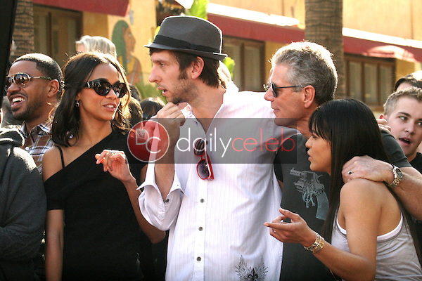 Zoe Saldana, Joel David Moore, Stephen Lang and Michelle Rodriguez<br />
