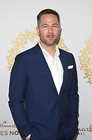 PASADENA, CA - FEBRUARY 9: Luke Macfarlane, at the Hallmark Channel and Hallmark Movies &amp; Mysteries Winter 2019 TCA at Tournament House in Pasadena, California on February 9, 2019. <br /> CAP/MPI/FS<br /> &copy;FS/MPI/Capital Pictures