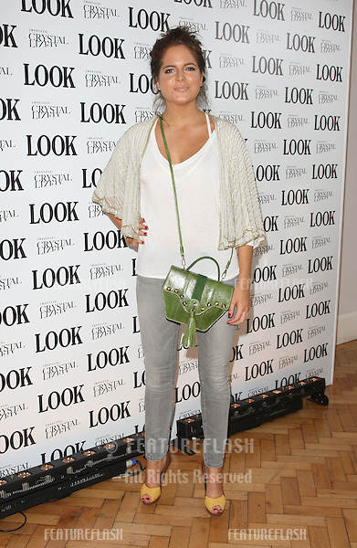 Alexandra Felstead aka 'Binky'  arriving for the Look magazine in association with Swarovski Crystallised 5th Birthday party, London. 01/03/2012 Picture by: Henry Harris / Featureflash