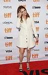 Julianne Moore attends the 'Suburbicon' premiere during the 2017 Toronto International Film Festival at Princess of Wales Theatre on September 9, 2017 in Toronto, Canada.