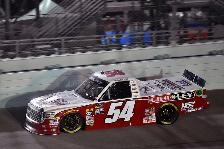 #54: Chris Windom, DGR-Crosley, Toyota Tundra Baldwin Brothers / Crosley Brands