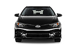 Car photography straight front view of a 2016 Scion iM 5 Door Hatchback Front View