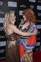 HOLLYWOOD, CA - JUNE 6: Sienna Miller, Christina Hendricks at the L.A. Premiere of American Woman at the Arclight in Hollywood, California on June 5, 2019. <br /> CAP/MPI/DE<br /> ©DE//MPI/Capital Pictures