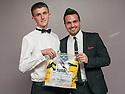Falkirk Football Gala Awards 2013. Beancross Hotel, Grangemouth. 1st May 2013