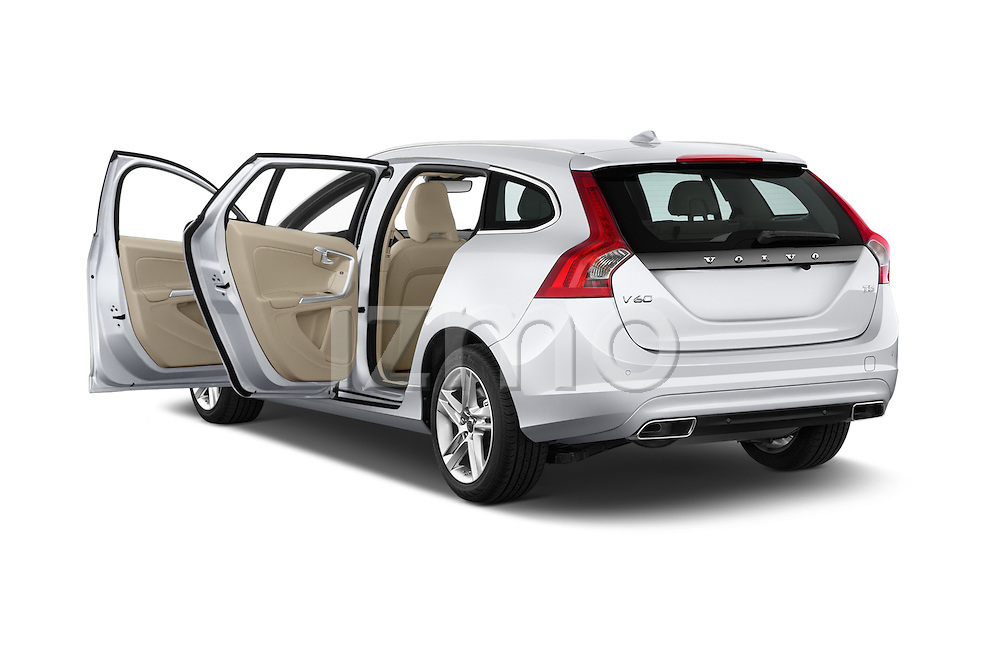 Car images of a 2015 Volvo V60 T5 Drive-E FWD Door wagon Doors