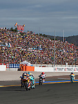 Moto3 Race.<br /> Gran Premio MOTUL de la Comunidad Valenciana.<br /> Ricardo Tormo Circuit.<br /> Cheste (Valencia-Spain).<br /> Sunday, 13 november 2016.