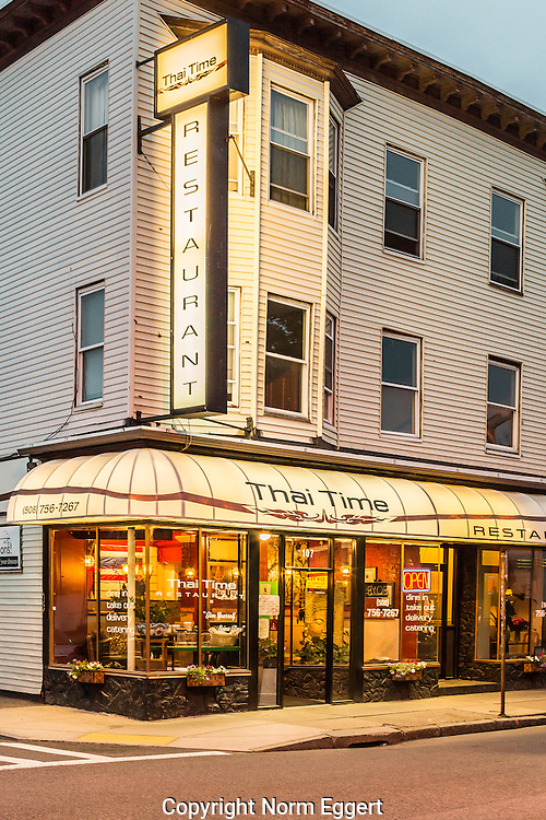 Highland Street, Worcester, Massachusetts