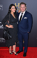 LOS ANGELES, CA. November 04, 2018: Shaun Redick &amp; Yvette Yates at the 22nd Annual Hollywood Film Awards at the Beverly Hilton Hotel.<br /> Picture: Paul Smith/FeatureflashLOS ANGELES, CA. November 04, 2018: Wendy Starland at the 22nd Annual Hollywood Film Awards at the Beverly Hilton Hotel.<br /> Picture: Paul Smith/FeatureflashLOS ANGELES, CA. November 04, 2018: Shaun Redick &amp; Yvette Yates at the 22nd Annual Hollywood Film Awards at the Beverly Hilton Hotel.<br /> Picture: Paul Smith/Featureflash