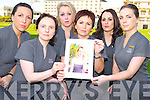 Pictured at the launch of the Team Hannah fundraising appeal in aid of Hannah Bradley, which will be held at the ESPA at the Europe on Saturday 19th November, were Christina Doyle, Valerie Shine, Anna O'Sullivan, Marie Kennedy, Ciara Power and Louise O'Dowd...