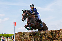AUS-Thea Horsley rides Kelecyn Supernatural during the Cross Country for the CCI4*-S Section C. Final-32nd. 2019 GBR-Barbury Castle International Horse Trial. Wiltshire, Great Britain. Sunday 7 July. Copyright Photo: Libby Law Photography