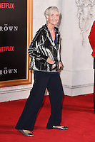 """Sheila Hancock<br /> at the World Premiere of the Netflix series """"The Crown"""" at the Odeon Leicester Square, London.<br /> <br /> <br /> ©Ash Knotek  D3192  01/11/2016"""
