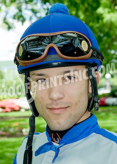 Juan Molina, Jr. at Delaware Park on 5/11/11
