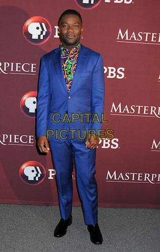08 April 2019 - New York, New York - David Oyelowo at Times Talk with cast of &quot;LES MISERABLES&quot; at the Times Center. <br /> CAP/ADM/LJ<br /> &copy;LJ/ADM/Capital Pictures