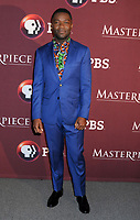 """08 April 2019 - New York, New York - David Oyelowo at Times Talk with cast of """"LES MISERABLES"""" at the Times Center. <br /> CAP/ADM/LJ<br /> ©LJ/ADM/Capital Pictures"""