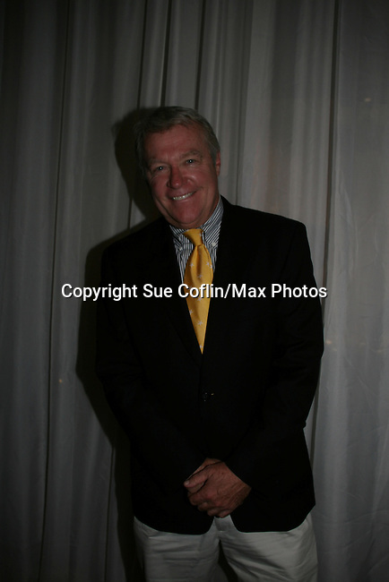 One Life To Live's Jerry VerDorn is one of the hosts of the 2009 Daytime Stars and Strikes to benefit the American Cancer Society on October 11, 2009 at the Port Authority Leisure Lanes, New York City, New York. (Photo by Sue Coflin/Max Photos)
