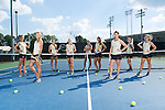 Wake Forest Women's Tennis 2013-2014