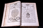 The Hatfield House. King James Bible. Hatfield Hertfordshire UK.
