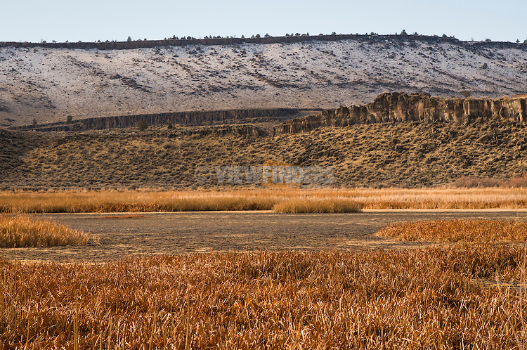 Buena Vista Field Station and Overlook in Malhuer National Wildlife Refuge.