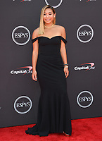 Chloe Kim at the 2018 ESPY Awards at the Microsoft Theatre LA Live, Los Angeles, USA 18 July 2018<br /> Picture: Paul Smith/Featureflash/SilverHub 0208 004 5359 sales@silverhubmedia.com