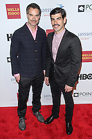 NEW YORK CITY, NY, USA - APRIL 07: Murray Bartlett, Raul Castillo at the Point Honors New York Gala 2014 held at the New York Public Library on April 7, 2014 in New York City, New York, United States. (Photo by Jeffery Duran/Celebrity Monitor)