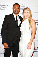 BURBANK - APR 27: Guests at the Faith, Hope and Charity Gala hosted by Catholic Charities of Los Angeles at De Luxe Banquet Hall on April 27, 2019 in Burbank, CA