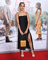 "07 March 2019 - Westwood, California - Hayley Law. ""Five Feet Apart"" Los Angeles Premiere held at the Fox Bruin Theatre. Photo Credit: Birdie Thompson/AdMedia"
