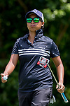 Golfer Ainil Baker of Malaysia during the 2017 Hong Kong Ladies Open on June 10, 2017 in Hong Kong, Hong Kong. Photo by Chris Wong / Power Sport Images.
