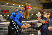 SCHAATSEN: HEERENVEEN: 31-01-15, IJsstadion Thialf, Viking Race, ©foto Martin de Jong