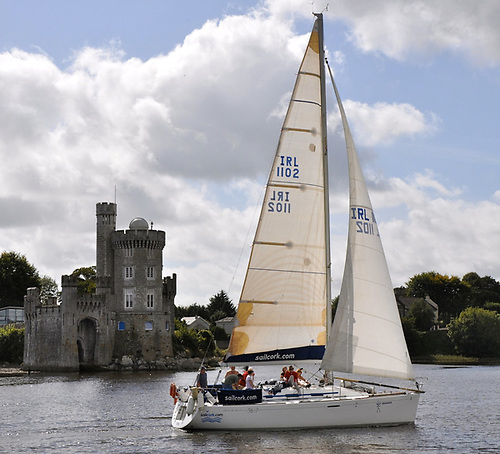 Eddie English's First 36.7 Holy Grounder at Blackrock Castle