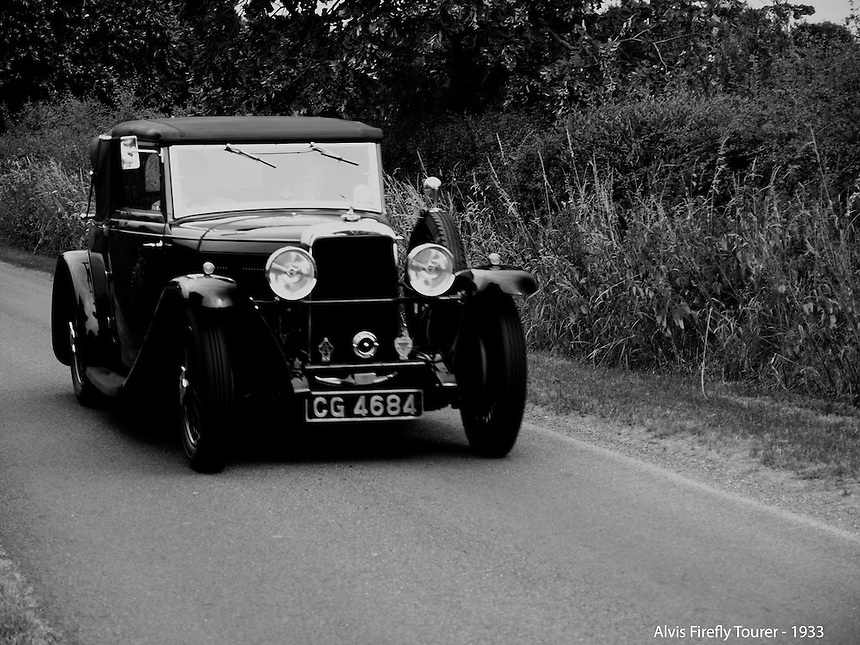 Alvis Firefly Tourer - 1933, Alvis Firefly Tourers,   Black and White Photography, B&W images, Classic Cars, Old Cars, Time Travel, Good Old Days,B&W Transport Images, £-s-d Black and White Photography, B&W images, Classic Cars, Old Cars, Time Travel, Good Old Days,B&W Transport Images, £-s-d Classic Cars, Old Motorcars, imagetaker!, imagetaker1, pete barker, car photographer,