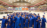 7 HIGHLIGHTS - La Vega HS 2012 graduation ceremony