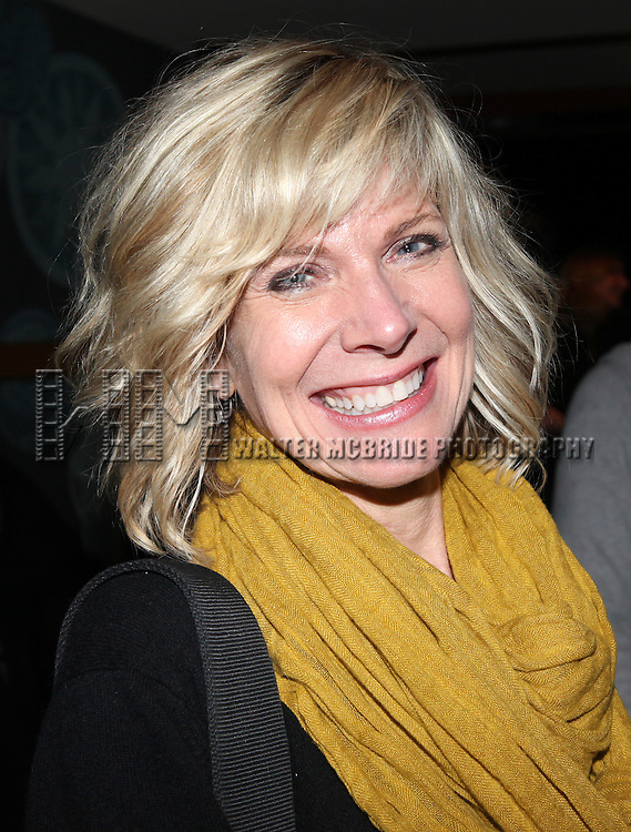 Debby Boone attending The 24 Hour Musicals After Party at the Gramercy Theatre in New York City.
