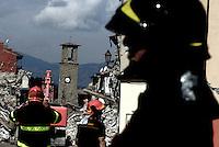 Terremoto in centro Italia, Amatrice