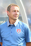 18 July 2015: U.S. head coach Jurgen Klinsmann (GER). The United States Men's National Team played the Cuba Men's National Team at M&T Bank Stadium in Baltimore, Maryland in a 2015 CONCACAF Gold Cup quarterfinal match.