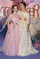 MacKenzie Foy, Keira Knightley<br /> 'The Nutcracker and the Four Realms' European Film Premiere at Westfield, London, England  on November 01,  2018.<br /> CAP/PL<br /> &copy;Phil Loftus/Capital Pictures