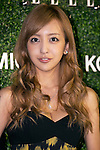 "The ex AKB48 member Tomomi Itano attends the event ""Michael Kors in Japan"" at the Tokyo National Museum, November 13, 2013. She wears the dress of pre Fall 2013 Collection designed by Michael Kors. The event is held to commemorate that Miranda Kerr with Michael Kors' dress will be on the cover of the magazine ""ELLE Japon"".(Photo by Rodrigo Reyes Marin/AFLO)"