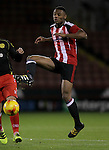 Sheffield United's Sam Graham during the FA Youth Cup First Round match at Bramall Lane Stadium, Sheffield. Picture date: November 1st 2016. Pic Richard Sellers/Sportimage