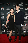 Dancer Jenelle Manzi and Drew Fish Attend The Premiere of the new AOL On Original Series city.ballet Held at Tribeca Cinemas, NY