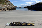 21-9-2017:  The massive &euro;155,000,000 Euro Millions this weekend and you could buy your own island.<br /> Photo: Don MacMonagle<br /> <br /> Issued on behlf of The National Lottery