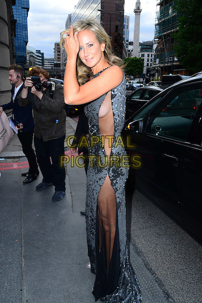 LONDON, ENGLAND - MAY 7:   Lady Victoria Hervey attends Gabrielle's Gala 2014, raising funds to further support cancer research initiatives in the UK, raising funds for Gabrielle's Angel Foundation UK, at Old Billingsgate, 1 Old Billingsgate Walk, 16 Lower Thames Street, on May 7, 2014, in London, England.<br /> CAP/JOR<br /> &copy;Nils Jorgensen/Capital Pictures