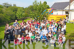 FUNDAY: A funday was held at Curraheen Church grounds on Sunday as many of the parents and friends of Blennerville NS attended thye party.....