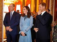 World Mental Health Day Reception at Buckingham Palace London