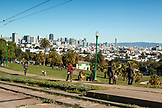 USA, California, San Francisco, The Mission, Dolores Park