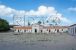 Interior do Forte de Santa Cruz de Itamaracá - conhecido como Forte Orange, Ilha de Itamaracá - PE, 12/2012.