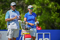 Carlota Ciganda (ESP) looks over her tee shot on 15 during round 2 of the 2018 KPMG Women's PGA Championship, Kemper Lakes Golf Club, at Kildeer, Illinois, USA. 6/29/2018.<br /> Picture: Golffile | Ken Murray<br /> <br /> All photo usage must carry mandatory copyright credit (© Golffile | Ken Murray)